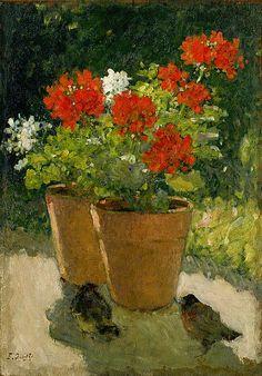 ERNET QUOST Flower Pots