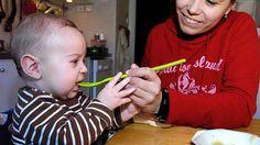 så äter barnen nyttigt