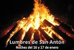 Durante esa noche se corre la Carrera Urbana Internacional Noche de San Antón.