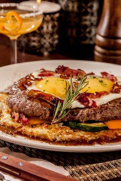 Tuskan Minute Steak- Main Course  #Porterhaus #Foodshots #delicious #food  #cuisines #steak