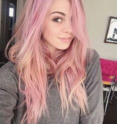 So what's the secret to #perfect #pink #pastel hair you ask? Follow @amybuhler's…