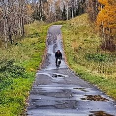 Cycling in Minnesota: The Mesabi Trail