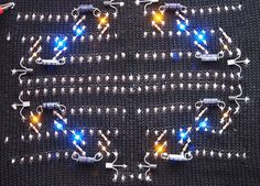 How-To: Knit a Working Circuit