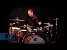 Jimmy Chamberlin Plays DW Drums