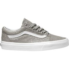 59ecff5a47 Vans Women's Old Skool Lurex Glitter Shoe Vans Shop, School Style, Glitter  Shoes,
