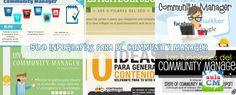 500 infografías para el Community Manager clasificadas en 35 categorías!