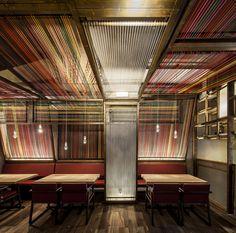 Pakta Restaurant, Barcelona, 2013 by El Equipo Creativo