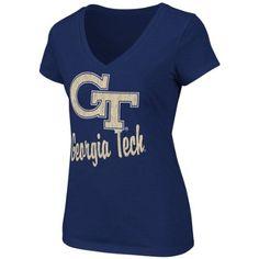 Color: Georgia Tech YellowJackets Large