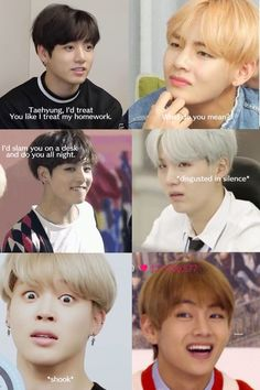 Taehyung gets adopted by a family consisting of 2 parents and 6 alpha… # Fanfiction # amreading # books # wattpad Bts Memes Hilarious, Bts Funny Videos, Bts Taehyung, Bts Jungkook, Taehyung Smile, Taekook, K Pop, Bts Scenarios, Vkook Memes