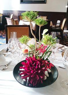 #kyusakuranomiyakoaido#novarese#VressetRose #Wedding #japanese #guest table #table #Flower #Bridal#旧桜宮公会堂# ブレスエットロゼ #ウエディング# 和風 #和装 # ゲストテーブル#トーション #テーブル # 花#テーブルコーディネート#ブライダル#結婚式#松