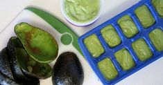 How To Make an Avocado Last Ten Times Longer by Freezing it - Nutrition & Food Recipes Avocado Baby Food, Avocado Dessert, Freeze Avocado, Avocado Recipes, Green Fruit, Baby Food Recipes, Healthy Recipes, Healthy Foods, Appetizers