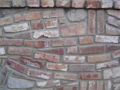 "Originally discarded because they were discolored or distorted, around 1920 clinker bricks were re-discovered by Craftsmen architects to be usable, distinctive, and charming in architectual detailing. The name ""clinker brick"" comes from the sound that they would make when banged together, being heavier than regular bricks."
