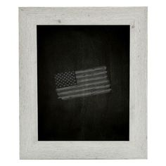 "Wade Logan Washed Antique Chalkboard Size: 18"" x 42"""