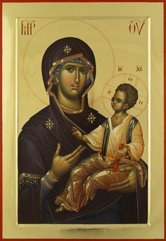 Byzantine Icons, Byzantine Art, Madonna And Child, Religious Icons, Art Icon, Orthodox Icons, Christianity, Marvel, Artwork