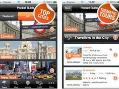 Pocket Guide - provides guides and suggestions for travel