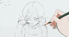Produção Anime Como o Anime é Feito - ComicsVerse I find this animation interesting. What caught my eye was the fact that it was an animation within an animation. Animation Reference, Art Reference, Girls Manga, Character Art, Character Design, Animation Tutorial, Aesthetic Gif, Anime Scenery, Cute Gif