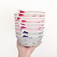 #color #happy #fun #local #basket #southafricandesign #homeaccessories #madeinsa #miamèlange