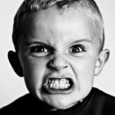 Anger an expressionistic expression Expressions Photography, Face Photography, Facial Expressions Drawing, Face Study, Angry Face, Face Reference, Shooting Photo, Foto Art, Black And White Portraits