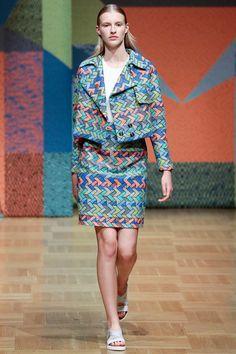 Kilian Kerner Berlin Spring 2016 Fashion Show