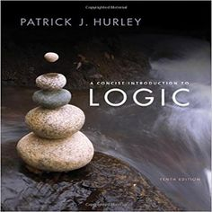 Test Bank for A Concise Introduction to Logic Edition by Hurley - DigitalContentStores Western Philosophy, Philosophy Books, Study Materials, Learning To Be, Social Science, Used Books, Hurley, Textbook, The Help