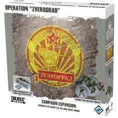 Dust Tactics - Operation Zverograd (NewArrival) $29.22