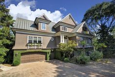 A Kiawah Island property with carriage home and main home is listed for $8.9 million.  Via WSJ Real Estate