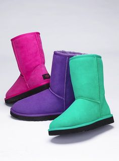 I dont typically like Ugg style shoes, though I do own some for comfort and warmth, but these are awesome!