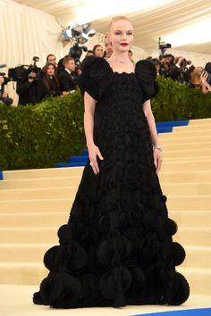 Disney Dresses at the Met Gala 2017 | POPSUGAR Fashion...Kate Bosworth in Tory Burch as...