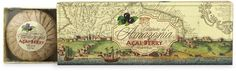 Acai Berry - 3 Soap Set by Saponificio Varesino (100gea Bars)