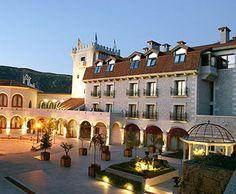 Hotel Real de Bohoyo (Avila, Spain)