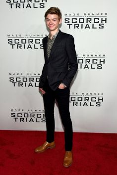 Thomas Brodie-Sangster. Thomas was born on 16-5-1990 in London, England, UK. He is an actor, known for Phineas and Ferb (2007), The Maze Runner (2014), Nanny McPhee (2005), and Love Actually (2003).