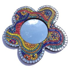 Get Creative with this Gorgeous Mosaic Mirror Project – The Mosaic Store
