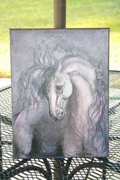 Emotional artwork... Sabine Hahn