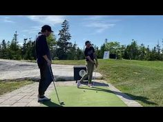 The Links at Brunello's Director of Instruction, Neal Ryan, and Teaching Professional Joe MacIsaac with a few swing tips to help lower your ball flight for those windy days at Brunello. Looking for a preseason tune-up? Please call 902-876-7649 Ext. 204 to book your lesson now. The post The Links at Brunello Golf Tip Tuesday #12 – Swing Tips appeared first on FOGOLF.