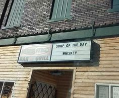 The best soup in the world