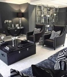 43 modern glam living room decorating ideas 28