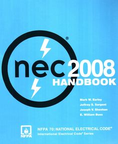The 43 best codes standards books images on pinterest books national electrical code 2008 handbook national electrical code handbook by national fire protection association fandeluxe