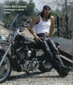 Zahn McClarnon Hunkpaa Lakota Sioux