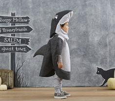 Toddler Shark Costume | Pottery Barn Kids