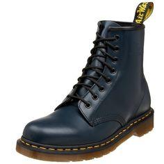 Dr. Martens 1460Z DMC SM-N, Unisex-Erwachsene Bootsschuhe, Blau (Navy), 40 EU (6.5 Erwachsene UK) Dr. Martens