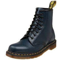 Dr. Martens 1460 Originals 8 Eye Lace Up Boot,Navy Smooth Leather,8 UK (9 M US Mens / 10 M US Womens) - http://authenticboots.com/dr-martens-1460-originals-8-eye-lace-up-bootnavy-smooth-leather8-uk-9-m-us-mens-10-m-us-womens/