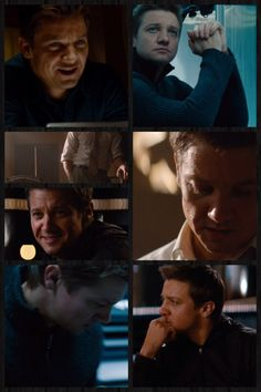 Jeremy Renner/William Brandt