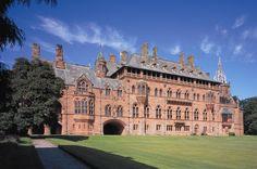 MOUNT STUART, ISLE OF BUTE  Scotland, United Kingdom  Spectacular Victorian Gothic house, sleeps 37.