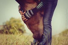 There is no feeling in the world like the one you get when you realize just how much your horse really loves you