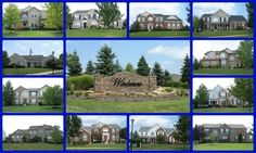 Windemere community of Mason Ohio 45040.  Planned community with single family homes, landominiums and condominiums.