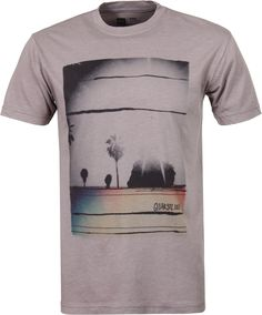 Quiksilver Fiction T-Shirt - haze - Men's Clothing > Shirts > T-Shirts > Short Sleeve T-Shirts