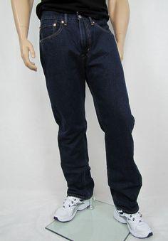 men's jeans Levi's 505 regular fit straight leg size 32/30 NEW #Levis #RegularFitStraightLeg 36.99