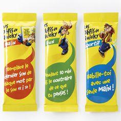 Nesquik branding & packaging