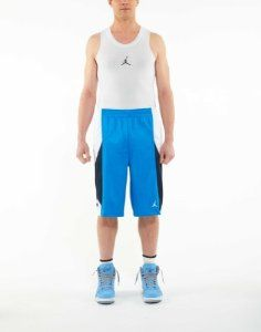 39f5bafcccfd8d JORDAN DURASHEEN SHORT Style  404309 MENS Royal Navy White Size XXL   sneakeroutfits  shop  follow  jordans