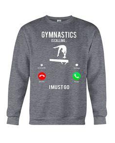 On Sale. Gymnastics is Calling i must go. #gymnast #gymnastics #gymnasticsgift